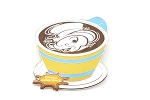 Jiminy Latte - Pinocchio Cup of Coffee