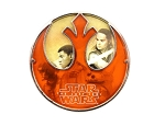 3D Last Jedi Finn Rey BB-8 Star Wars Rebel