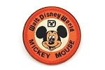 Mickey Patch LE Pin - The Florida Project