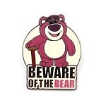Lotso Bear DS Road to Toy Story 3
