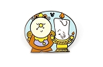 Lumiere and Cogsworth Duo Beauty and Beast Cuties