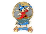 Rare Featured Artist Mickey as Sorcerer's Apprentice Jumbo