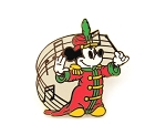 Bandleader Mickey Mouse