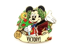 Mickey Victory Sport Champion