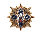 Disney Cruise Line Compass Captain Mickey