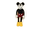 Old Fashioned Vintage Mickey Doll Pin