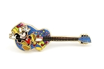 Colorful Mickey Guitar Slider