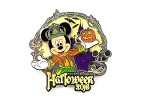 Mickey King of Halloween LE 300 Hong Kong