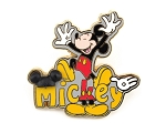 Mickey Name with Free-D Element Ear Hat