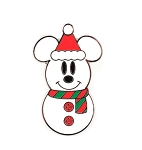 Mickey Mouse Snowman 2009 First Release