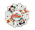 Mickey's Very Merry Christmas Snowflake Spinner 2011