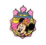 Minnie Aladdin Whole New World Prize Pin