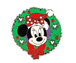 Minnie Christmas Wreath 2008