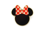 Minnie Mouse Icon with Bow