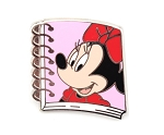 Minnie Notebook Magical Mystery Book