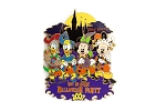 3D Mickey's Halloween Party Jumbo 2007 LE
