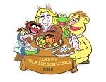 The Muppets Thanksgiving Dinner 3D
