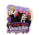 Old Hag Evil Queen History of Art 1937 Snow White