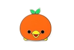 Orange Bird Adventureland Tsum Tsum