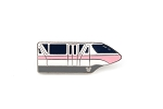 Pink WDW Monorails