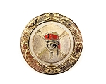 Gold Pirates of the Caribbean Medallion LE 250