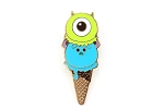 Mike and Sulley Ice Cream Cone