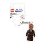 Plo Koon Lego Retired Star Wars Keychain