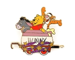 Winnie Pooh and Friends Character Train