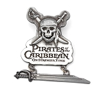 Pirates of the Caribbean Sword Dangle