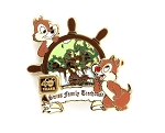 (PP) Chip and Dale Swiss Family Treehouse 40 Anniversary
