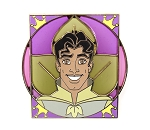 Prince Naveen Royalty Stained Glass Princess and the Frog