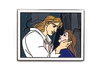 Prince Adam and Belle Disney Films - Beauty and Beast