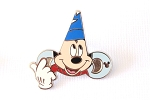 Hollywood Studios Sorcerer Hat Icon - Mickey