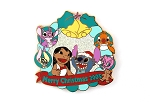 Rare Lilo Stitch Angel Christmas with Cousin Experiments Reuben