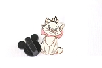 Marie Aristocats Kitten Tiny Pin