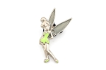 Rare Sculpted Metal Tinker Bell