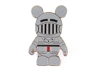 Rare Knight Vinylmation Pin