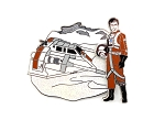 Star Wars Vehicles Rebel Pilot Snowspeeder Ship
