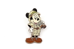 Safari Mickey with Binoculars