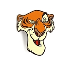 Jungle Book Shere Khan Head 35th Anniversary
