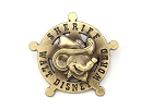 Sheriff Mickey Badge WDW