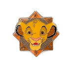 Simba Baby Lion King Starter Pin