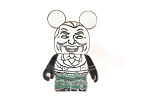 Singing Bust Haunted Mansion Chaser Vinylmation Pin