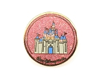 Aurora Castle Compact Mirror Sleeping Beauty