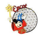 Jumbo Sorcerer Mickey Epcot Spaceship Earth