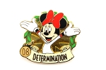 Minnie Determination Sport Champion