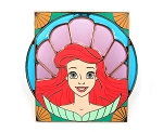 Princess Ariel Royalty Stained Glass Little Mermaid