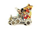 3D Stars n Cars Parade Mickey Minnie Goofy DLRP