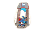Stitch in Greece Europe Invasion Discus Thrower