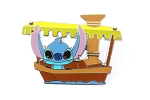 Stitch - Jungle Cruise Boat